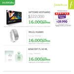 Ofertas de Banco Falabella, CRM Puntos - 16000 a 25000