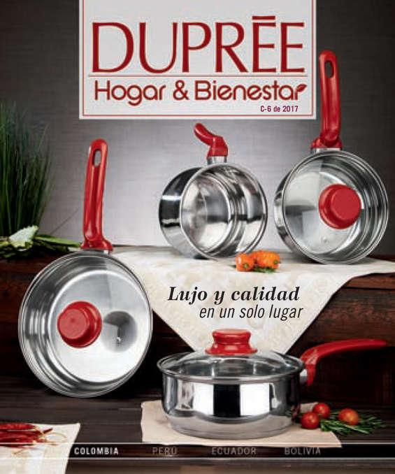 Ofertas de Dupree, Catálogo Hogar - Campaña 06 de 2017