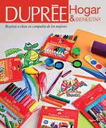 Ofertas de Dupree, Catálogo Hogar - Campaña 02 2017
