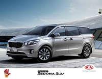 Grand Sedona SUV