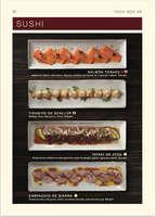 Ofertas de Wok, Sushi