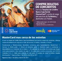 MasterCard más cerca de las estrellas