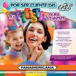 Ofertas de Librería Panamericana, Tu fiesta dura 2 meses - Plan de beneficios eres