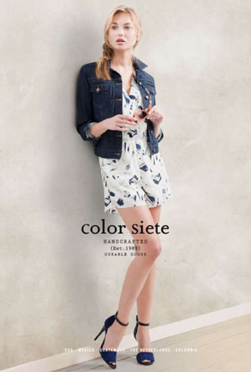 Ofertas de Color Siete, Color Siete / Look Book