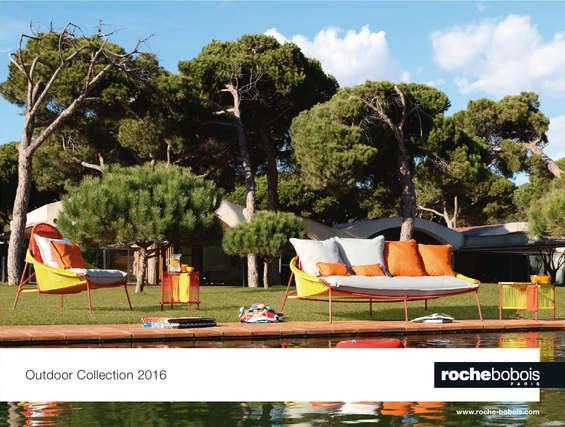 Ofertas de Roche Bobois, Outdoor Collection 2016