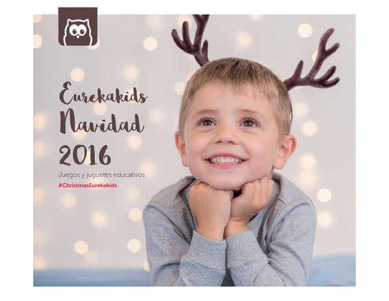 Ofertas de EurekaKids, Eurekakids Navidad 2016