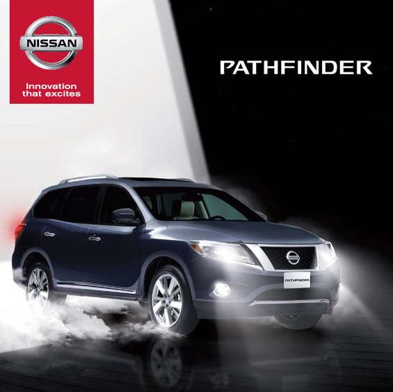 Ofertas de Nissan, PATHFINDER 2016
