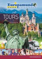 Ofertas de Europamundo, Tours 2016-2017