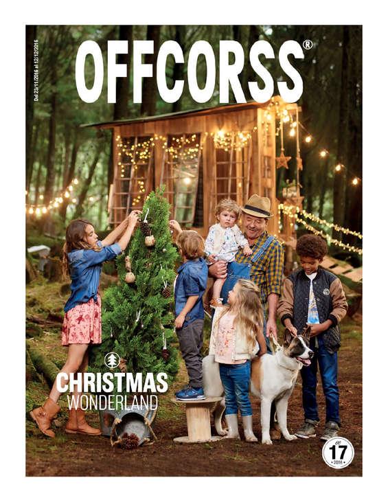 Ofertas de Offcorss, Christmas Wonderland