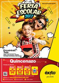 Feria escolar 2017 - Quincenazo