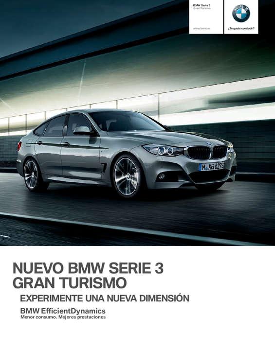 Ofertas de BMW, BMW SERIE 3GRAN TURISMO