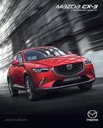 Ofertas de Mazda, Nueva Mazda CX-3