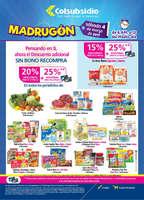 Ofertas de Supermercados Colsubsidio, Madrugón