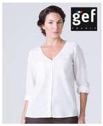 Ofertas de Gef, Mujer silueta amplia