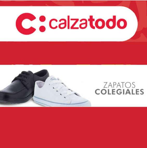 Ofertas de Calzatodo, Zapatos Colegiales