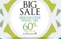 Big Sale - Descuentos hasta el 60% en referencias seleccionadas