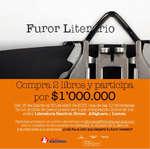 Ofertas de Librería Nacional, Furor Literario