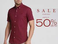 Sale Camisas - Hasta el 50% de descuento