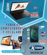 Ofertas de KTronix, Feria de computadores y celulares - Medellín