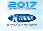 Ofertas de KTronix, 2017 ¡Más vida, más tecnología!