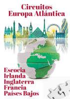 Ofertas de Europamundo, Circuitos Europa Atlántica