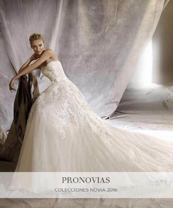 Ofertas de Pronovias, Colecciones Novia 2016