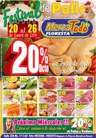 Ofertas de MercaTodo, Festival del Pollo en MercaTodo - Floresta