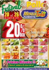 Festival del Pollo en MercaTodo - Floresta