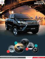 Ofertas de Toyota, Toyoya Hilux - diesel 2.8L 4x4 MT