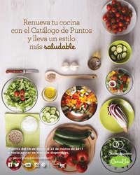 Catálogo de puntos - renueva tu cocina