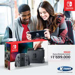 Ofertas de KTronix, Nuevo Nintendo Switch