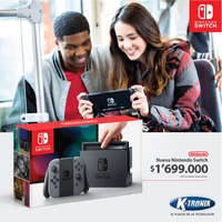 Nuevo Nintendo Switch