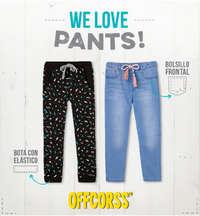 We love pants