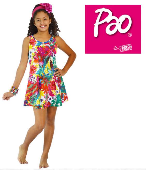 Ofertas de Baby Dress, Línea Pao
