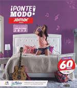 Ofertas de Muebles Jamar, Ponte en modo Jamar con la nueva colección 2017 - Medellín