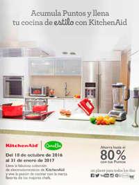 Campañas Coleccionables - Llena tu cocina de estilo con KicthenAid