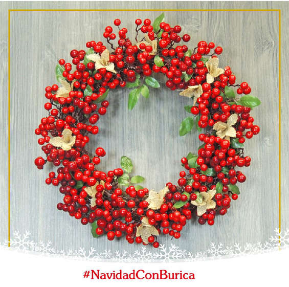 Ofertas de Burica, Navidad con Burica