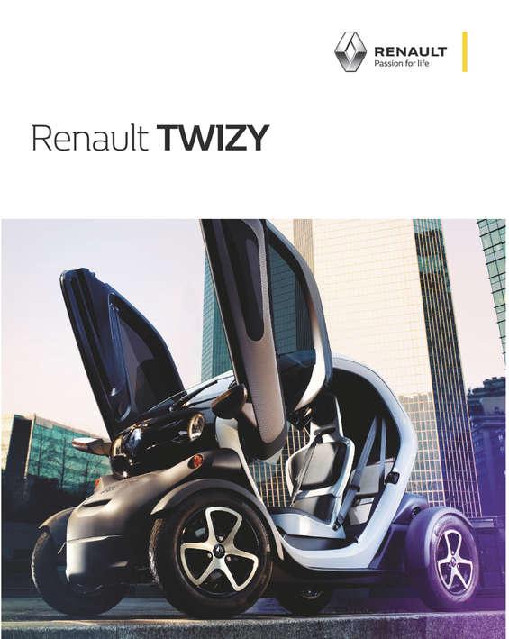 Ofertas de Caribe Motors, Renault Twizzy