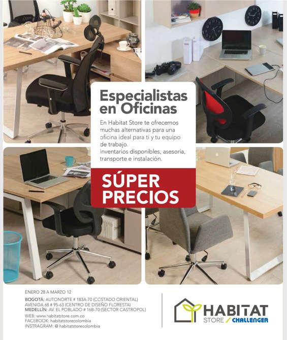 Habitat store cali cat logo de ofertas y promociones for Habitat store muebles