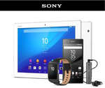Ofertas de Sony, Celulares, dispositivos inteligentes y Tablets