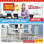 Ofertas de Muebles Jamar, Feria del crédito sin peros - Santa Marta y Cartagena