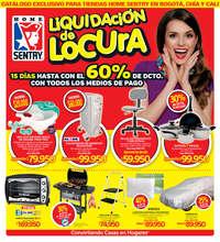 Liquidación de locura - Bogotá, Chía y Cali