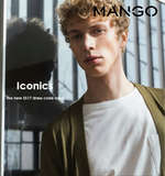 Ofertas de Mango, Colección para hombres - Iconics SS17