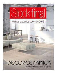 Stock Final 2016