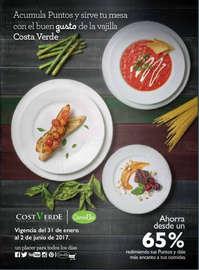 Catálogo - Vajillas Costa Verde
