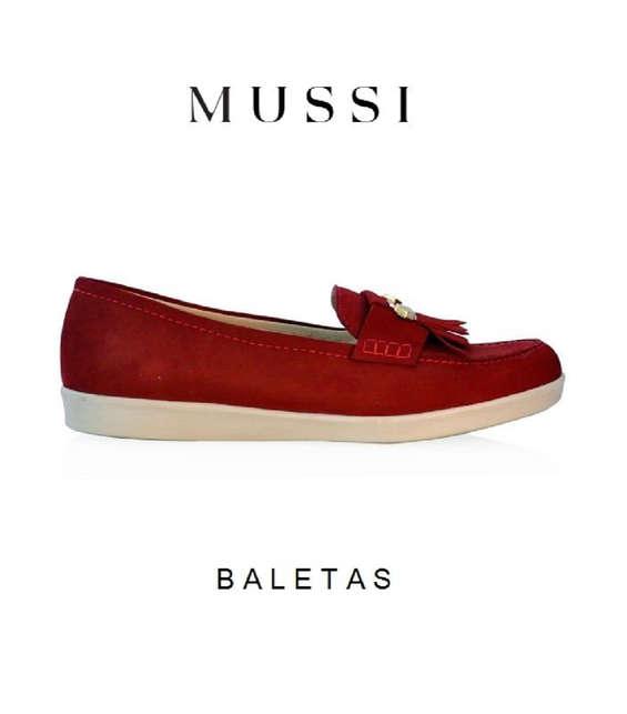 Ofertas de Mussi, Baletas
