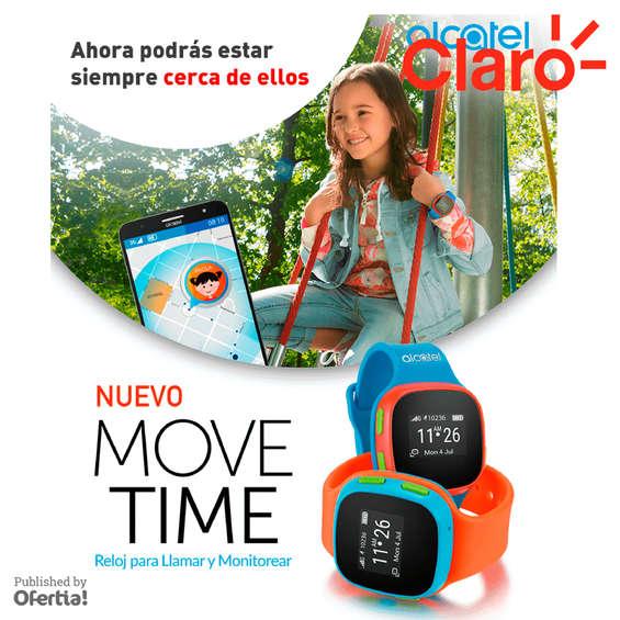 Ofertas de Claro, Nuevo Move Time