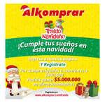 Ofertas de Alkomprar, ¡Cumple tus sueños en esta navidad!