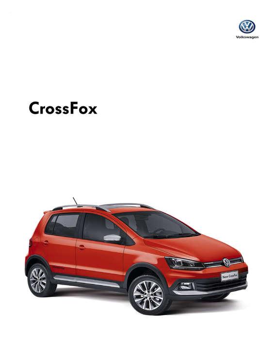 Ofertas de Volkswagen, Crossfox 2017 - Ficha Técnica
