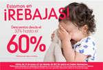 Ofertas de Mothercare, Estamos en ¡Rebajas! - Descuentos desde el 30% hasta el 60%